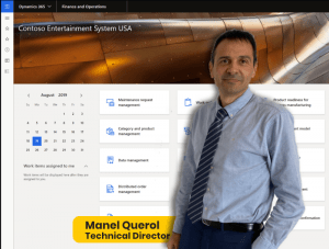 Manel Querol, CTO de Algoritmia