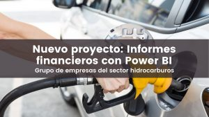 informes financieros power BI Algoritmia